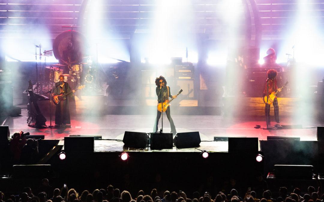 Lenny Kravitz: Un artiste indémodable